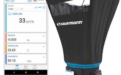 UUTTA! Sauermann DBM 620 huppumittari – käytä näppärästi mobiilisovelluksella!!